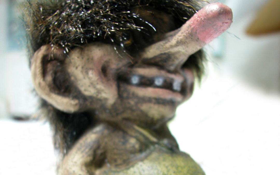 Heb je weleens last van trollen?